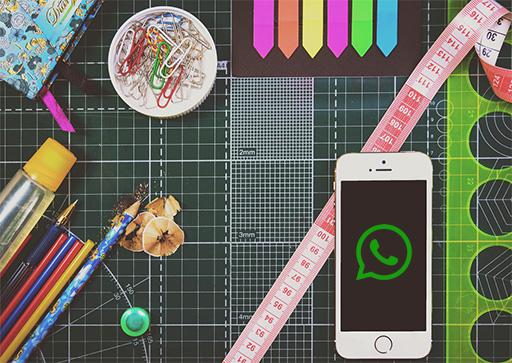 Como fazer um bazar online - Whatsapp