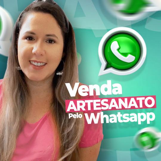 Como vender artesanato pelo whatsapp com cartão e boleto - Ateliêzices - Paty Pegorin