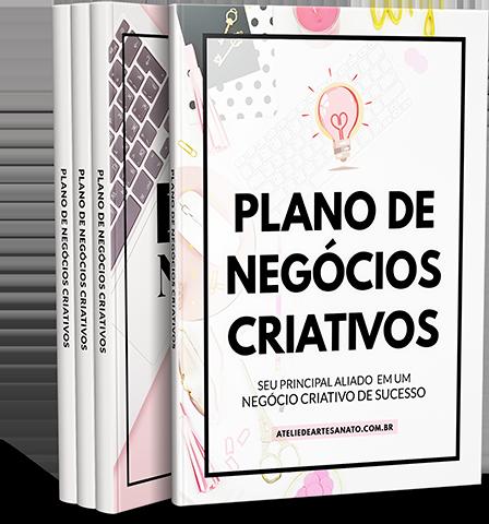 Plano de negócios criativos - Ateliêzices - Artesanato - Paty Pegorin