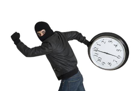 Como ser uma artesã mais produtiva - Cuidado com os ladrões do tempo