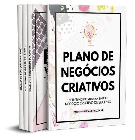Plano de Negócios Criativos - Ateliê De Artesanato Lucrativo 3